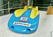 NSU des records