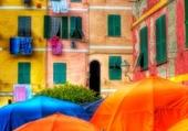 Façades - Cinque Terre - Italy