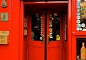 Doors - The Temple Bar - Dublin