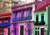 Façades - Colorful buildings