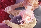 Diabolik Lovers Shuu and Yui