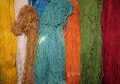 échevaux de laine