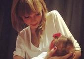 Taylor + la petite soeur de Ronan