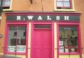 Façades - R Walsh Pub - Ireland