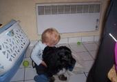 amour pour mon chien