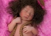bébé hippie