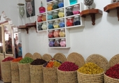 Epices au Maroc