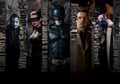 Batman vs bads