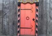 Doors - Viking design door