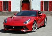Puzzle Ferrari F12