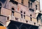 Padoue :jolie facade