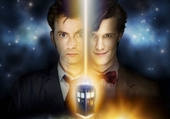 Doctor Who - the doctors