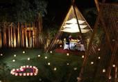 camping romantique