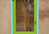 Doors - Green door