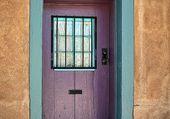 Doors - Santa Fe - New Mexico