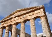 temple en Sicile