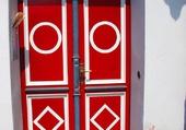 Doors - Puertas rojas