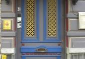 Puzzle Doors - Bleue