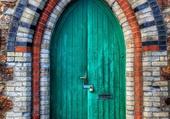 Doors - Green doors