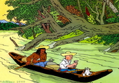 Puzzle Tintin