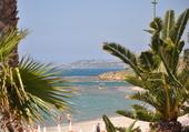 plage à Sciacca en Sicile