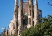 Sagrada Barcelone