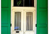 Doors - French Quarter - New Orle