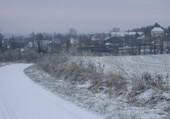 campagne en hiver