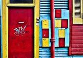 Puzzle Doors - La Boca - Buenos Aires