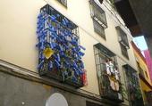 Façades à Séville