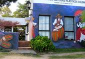 Peinture murale Uruguay
