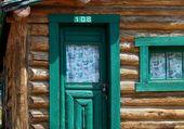 Façades - Cooke City - Montana