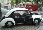 4 cv de police