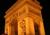 Puzzle L'Arc de Triomphe - Paris