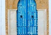Puzzle Doors - Tunisia
