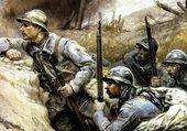 Tranchée Grande Guerre