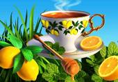Tasse citrons