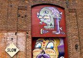 Façades - Street art