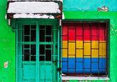 Façades - Wall of Colours