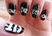 ongle: One direction