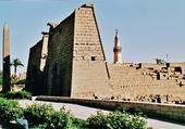 le temple de Louqsor