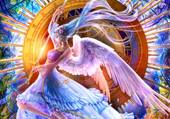 l'Ange du temps