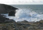 Puzzle coup de vent en Bretagne