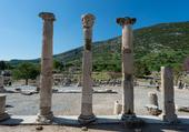 Colonnes à Ephèse