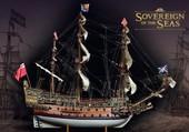 Puzzle bateau du roi