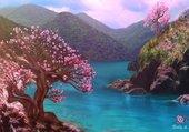 Puzzle beau paysage