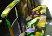 Puzzle Chaises et reflets