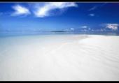 Puzzle sable blanc