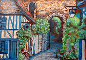 Rue normande