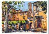 Puzzle Aix en Provence